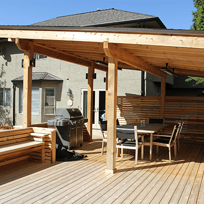 Recent Projects Featured on Real Cedar