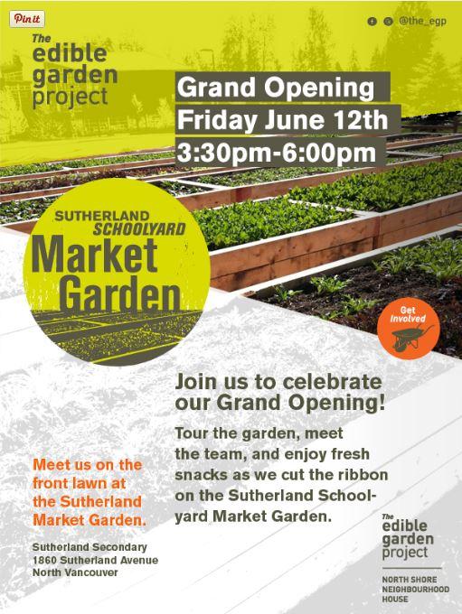 Sutherland Schoolyard Market Garden