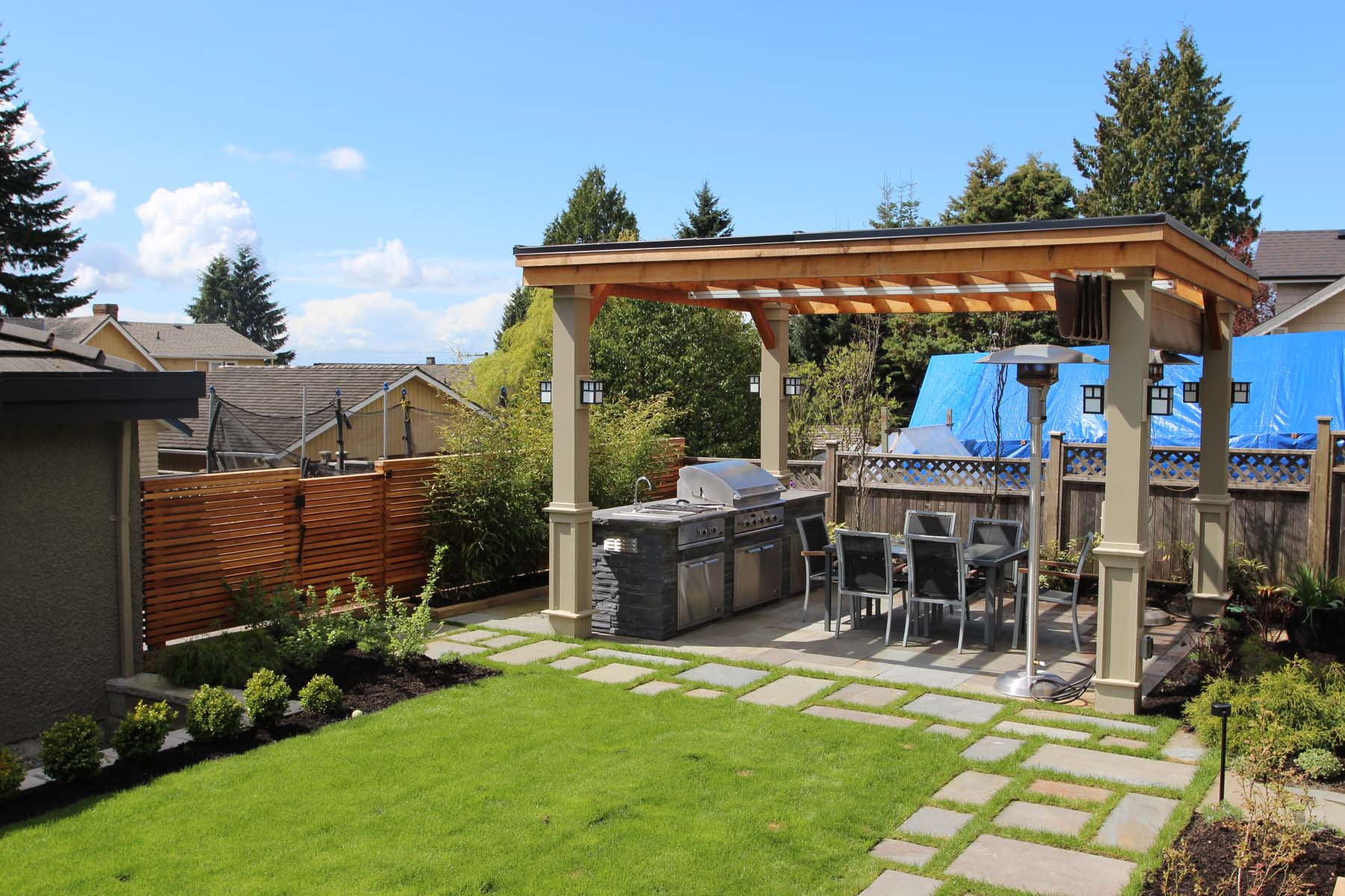 Fences, Decks & Pergolas