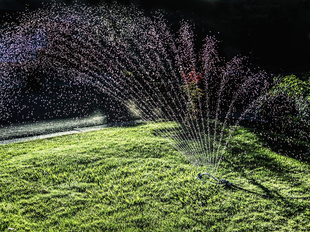 Vancouver Relaxes to Stage 2 Watering Restrictions