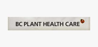 BC plant health care logo