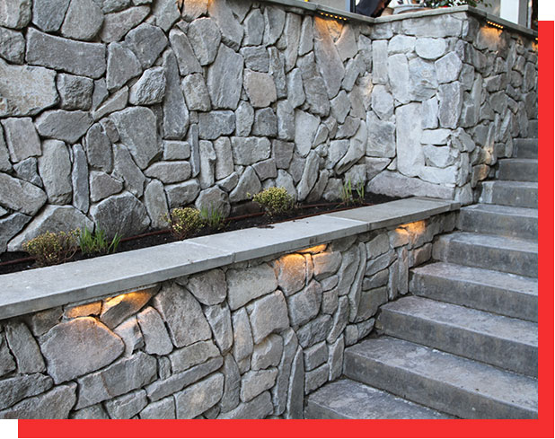 Lighting Hardscape
