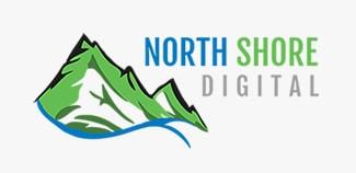 North Shore Digital Logo 325x158 grey