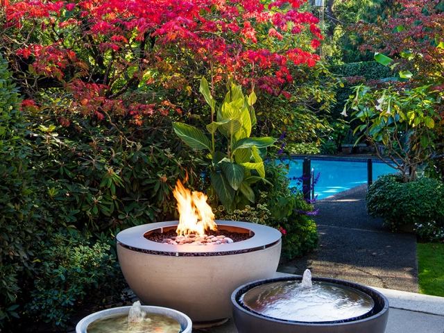 Outdoor Living and Firefeature Gallery