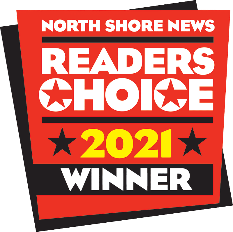 North Shore News 2021 Winner Best Landscaping Company